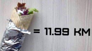 calorie kebab