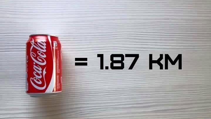 calorie coca cola